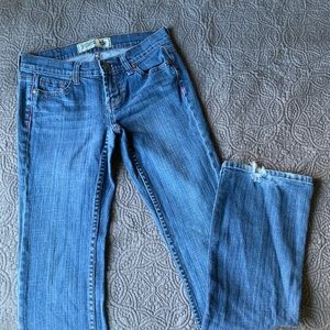 🛍 VS PINK Bootcut Jeans, Size 0R
